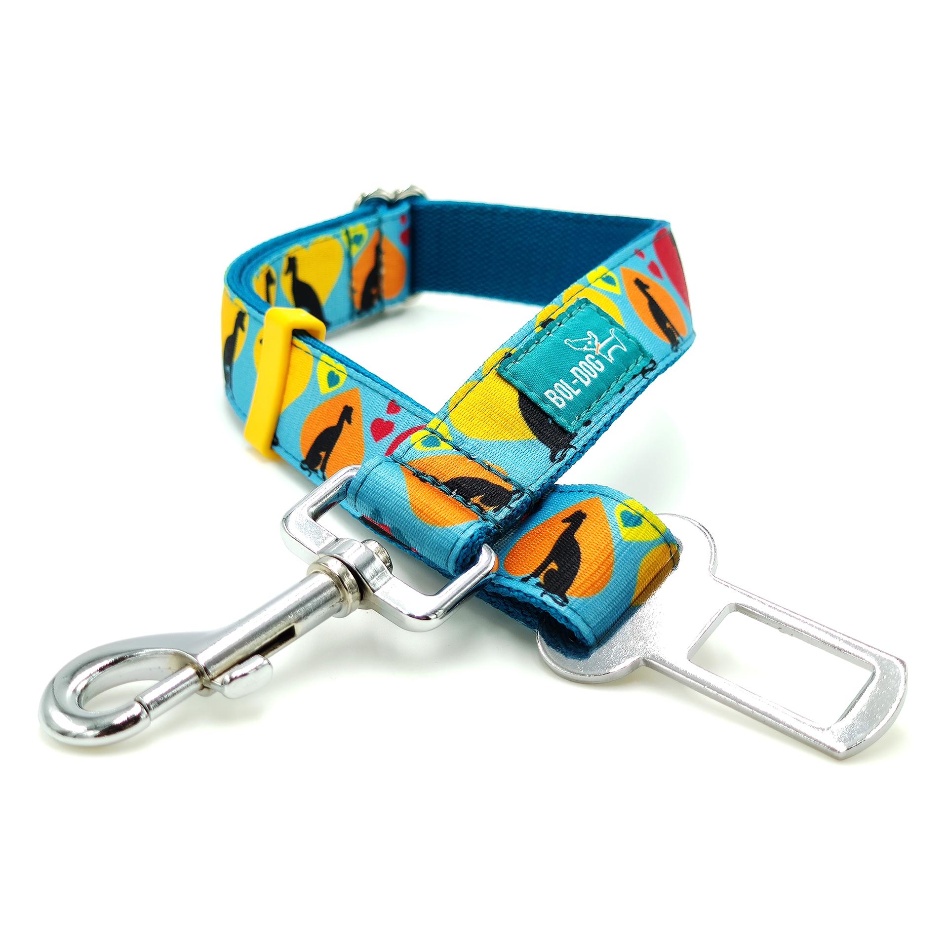 Whippet safety belt
