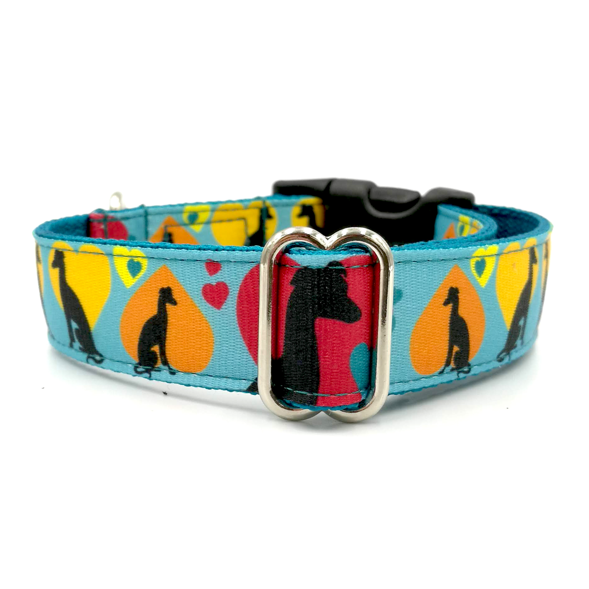 Whippet dog collar