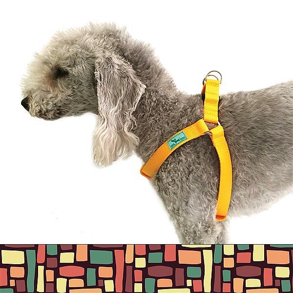 Builder dog harness