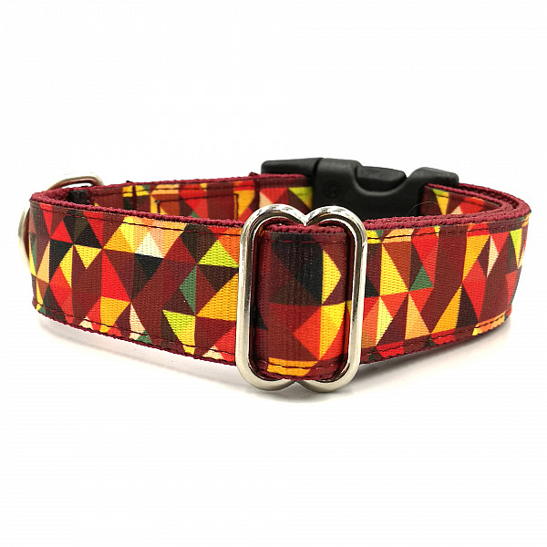 Shaggy dog collar