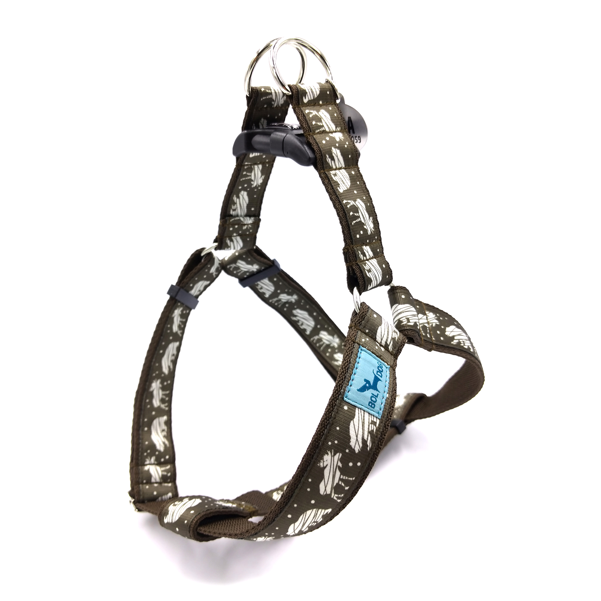Tundra dog harness