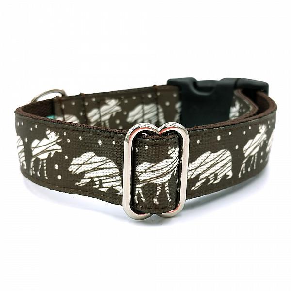 Tundra dog collar