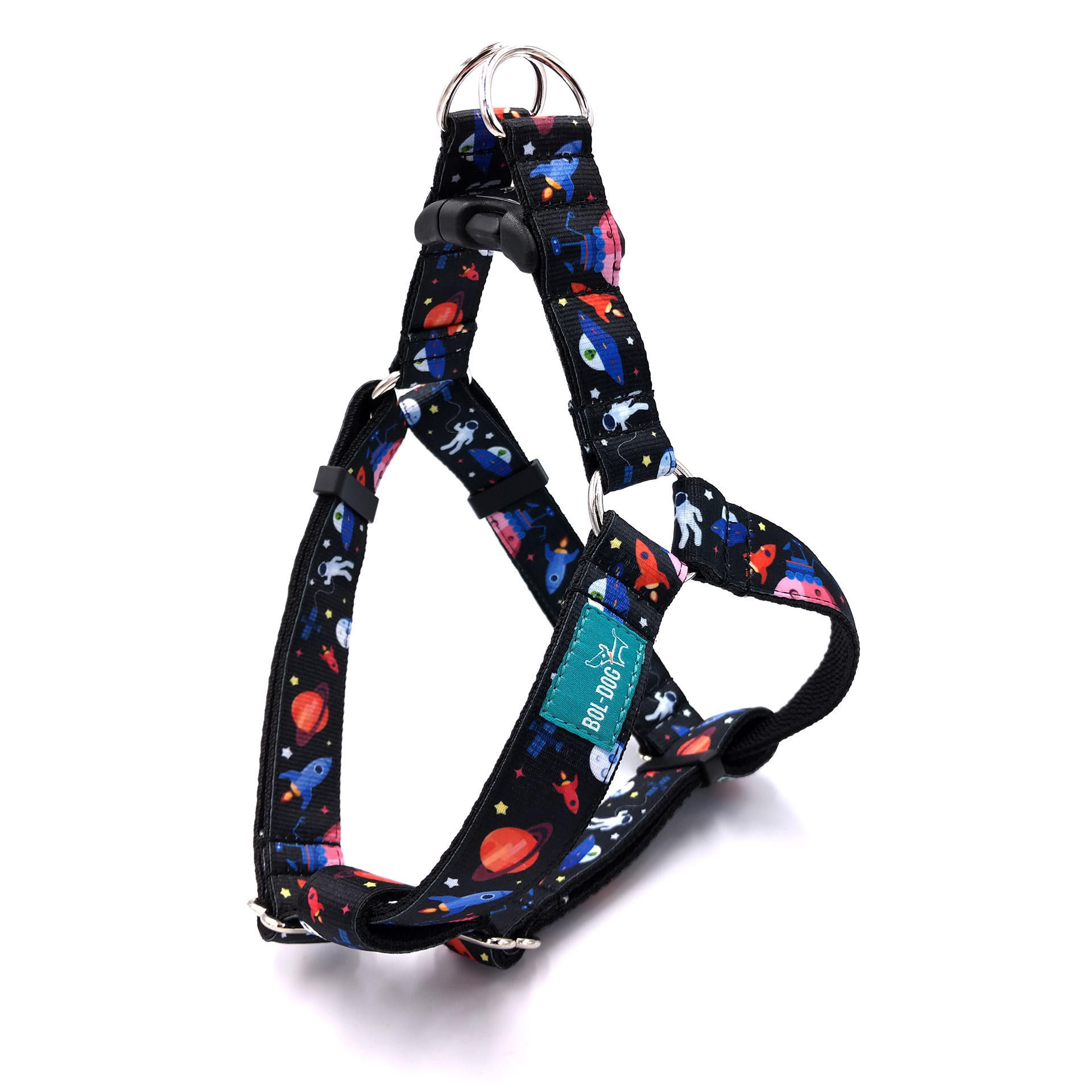 Astronaut dog harness