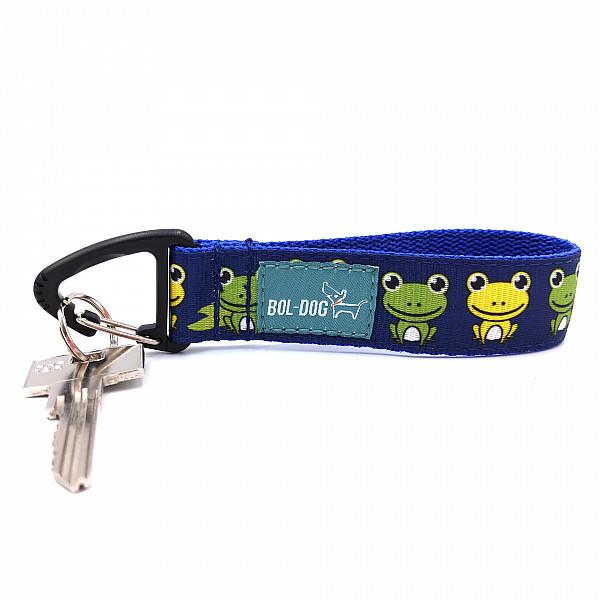 Frog key holder