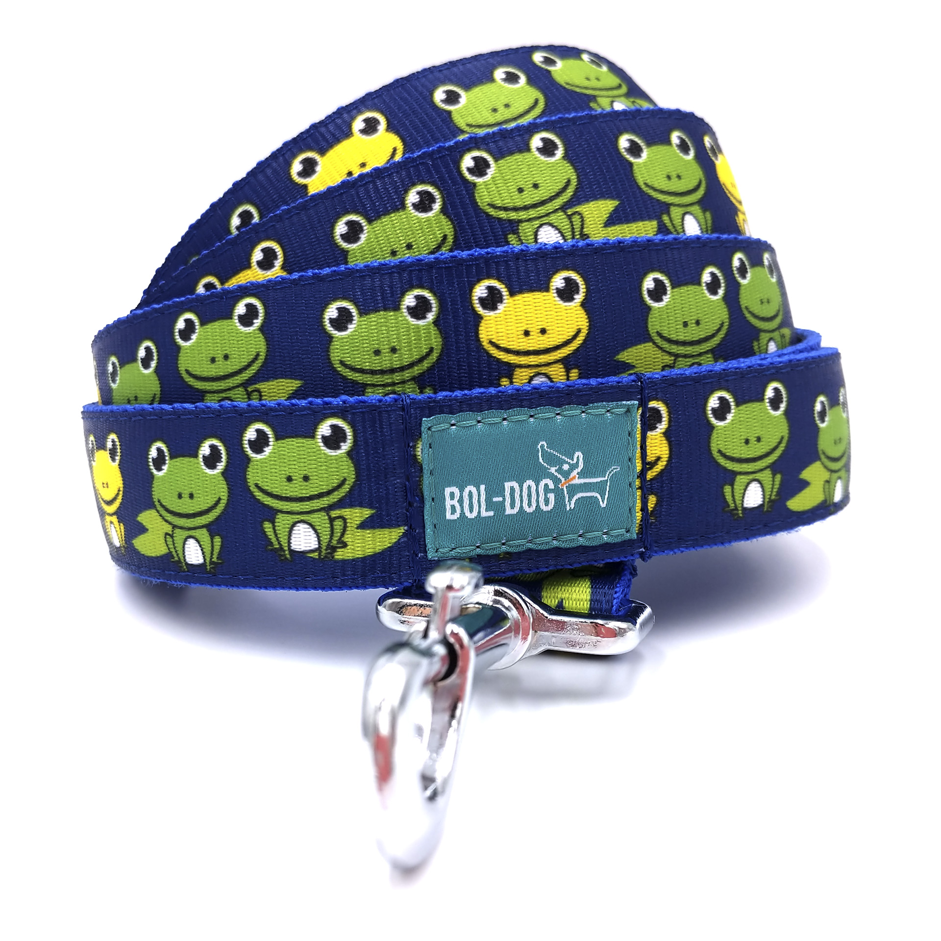 Frog dog leash