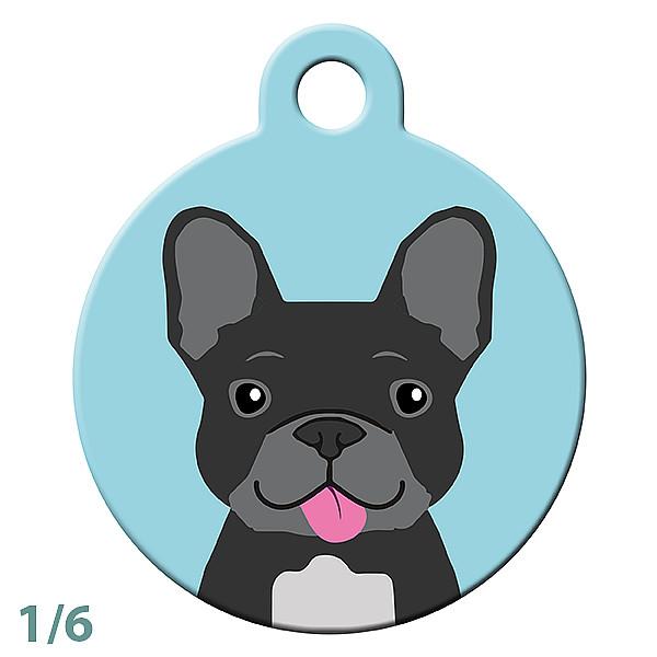 Bulldog love kutyabiléta