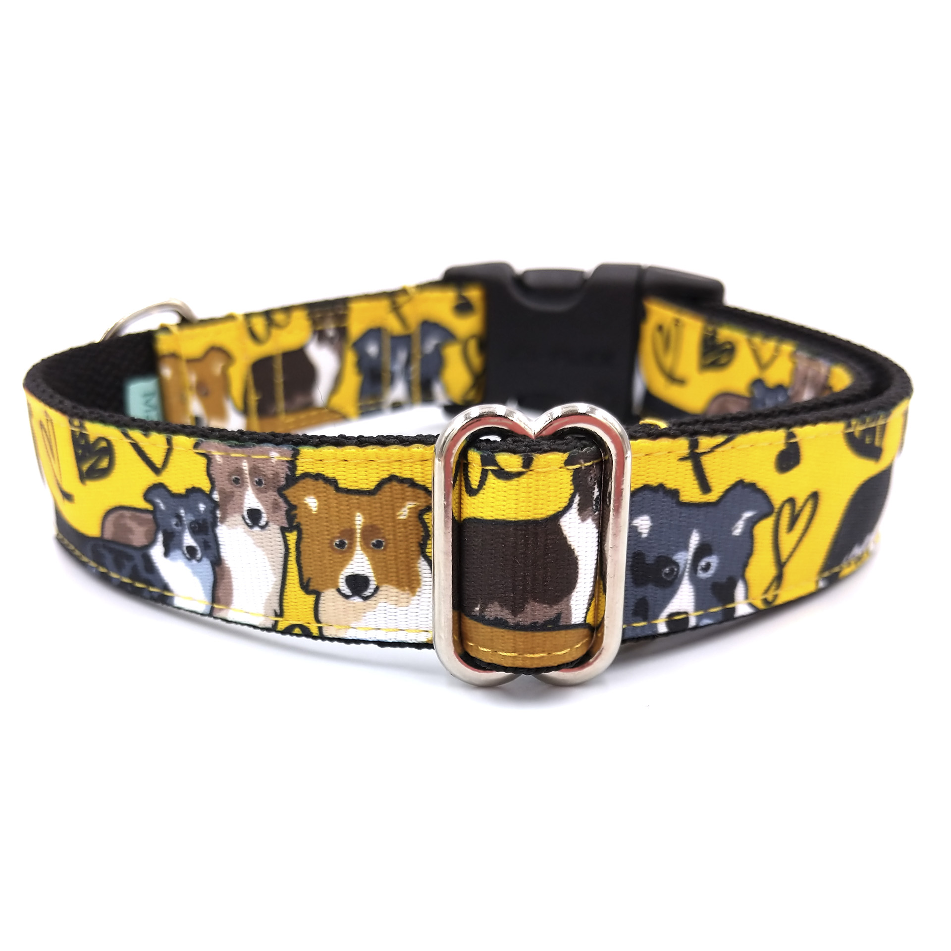 Collie love dog collar