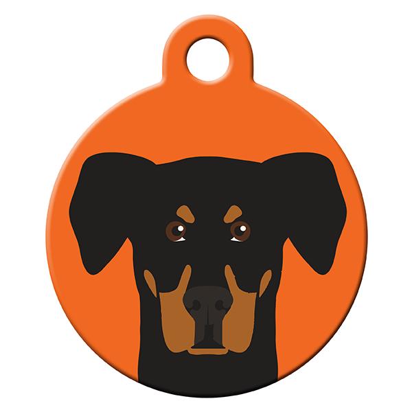 Dobermann kutyabiléta