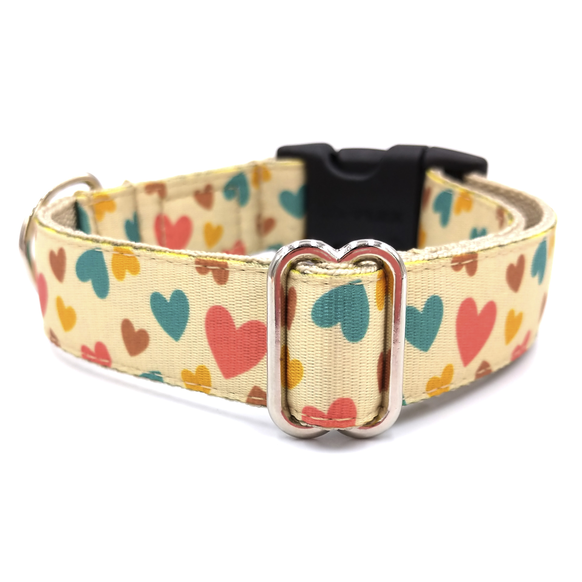 Devotion dog collar