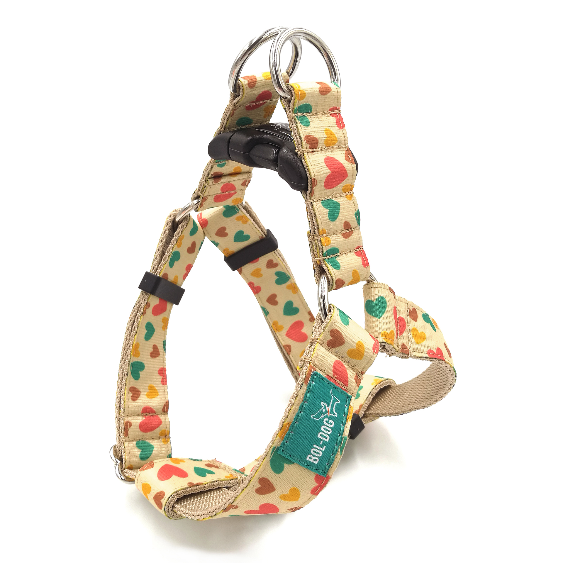 Devotion dog harness