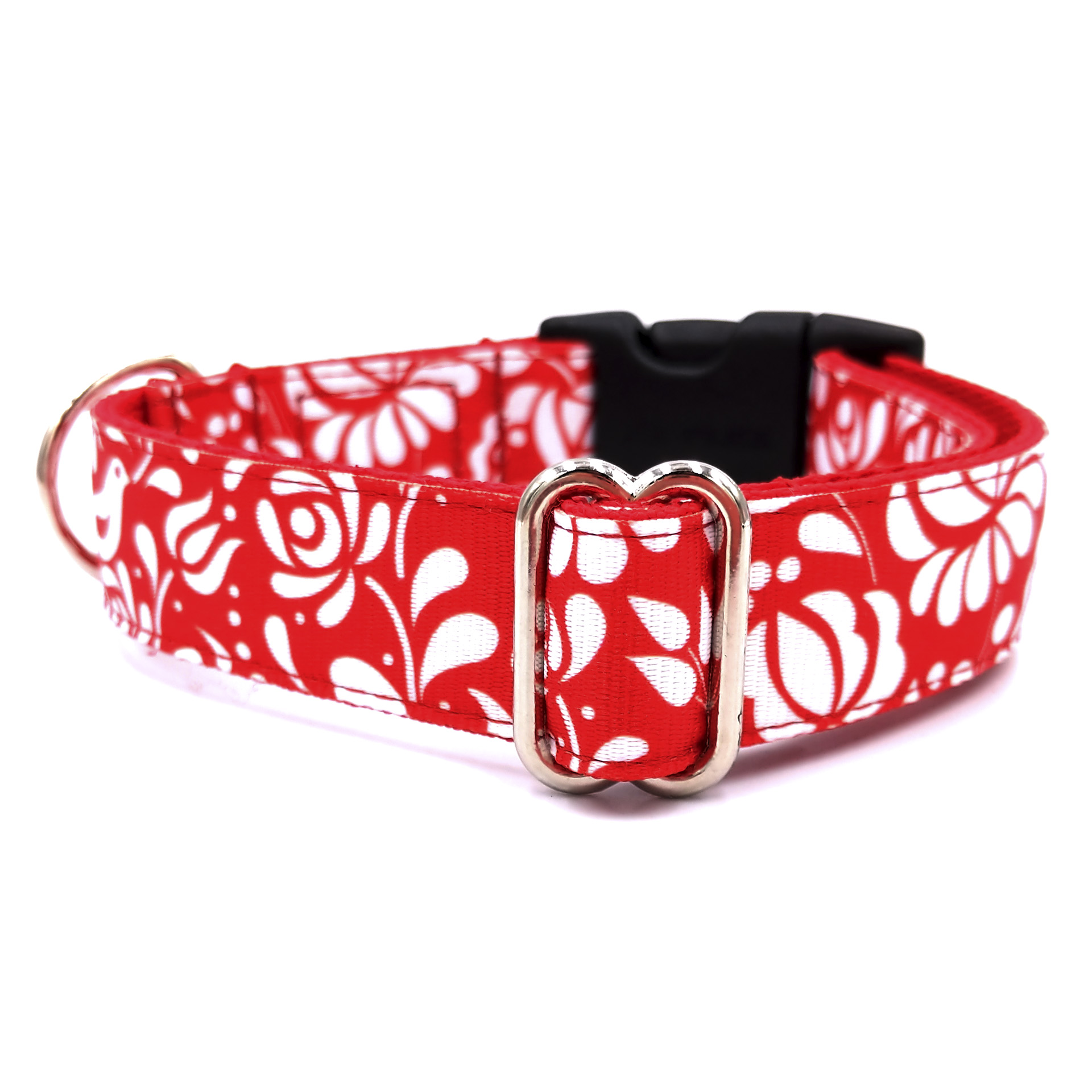Heritage dog collar