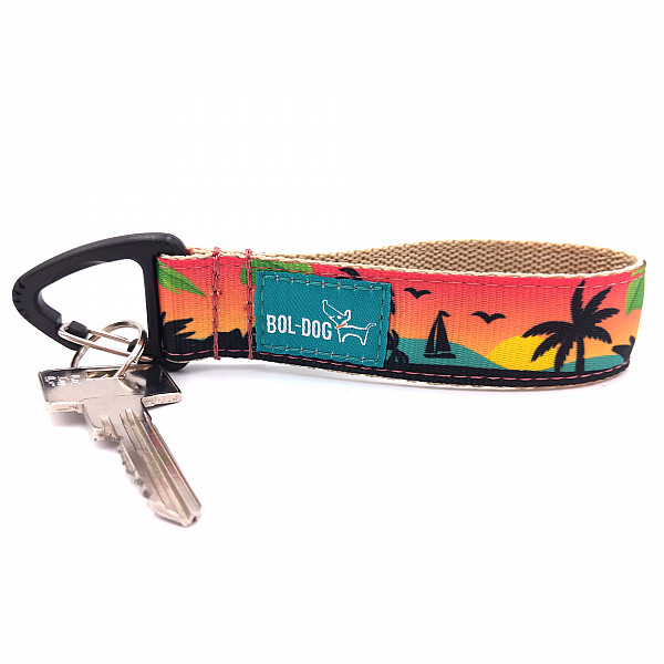 Holiday key holder