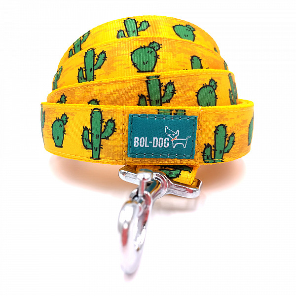 Cactus dog leash