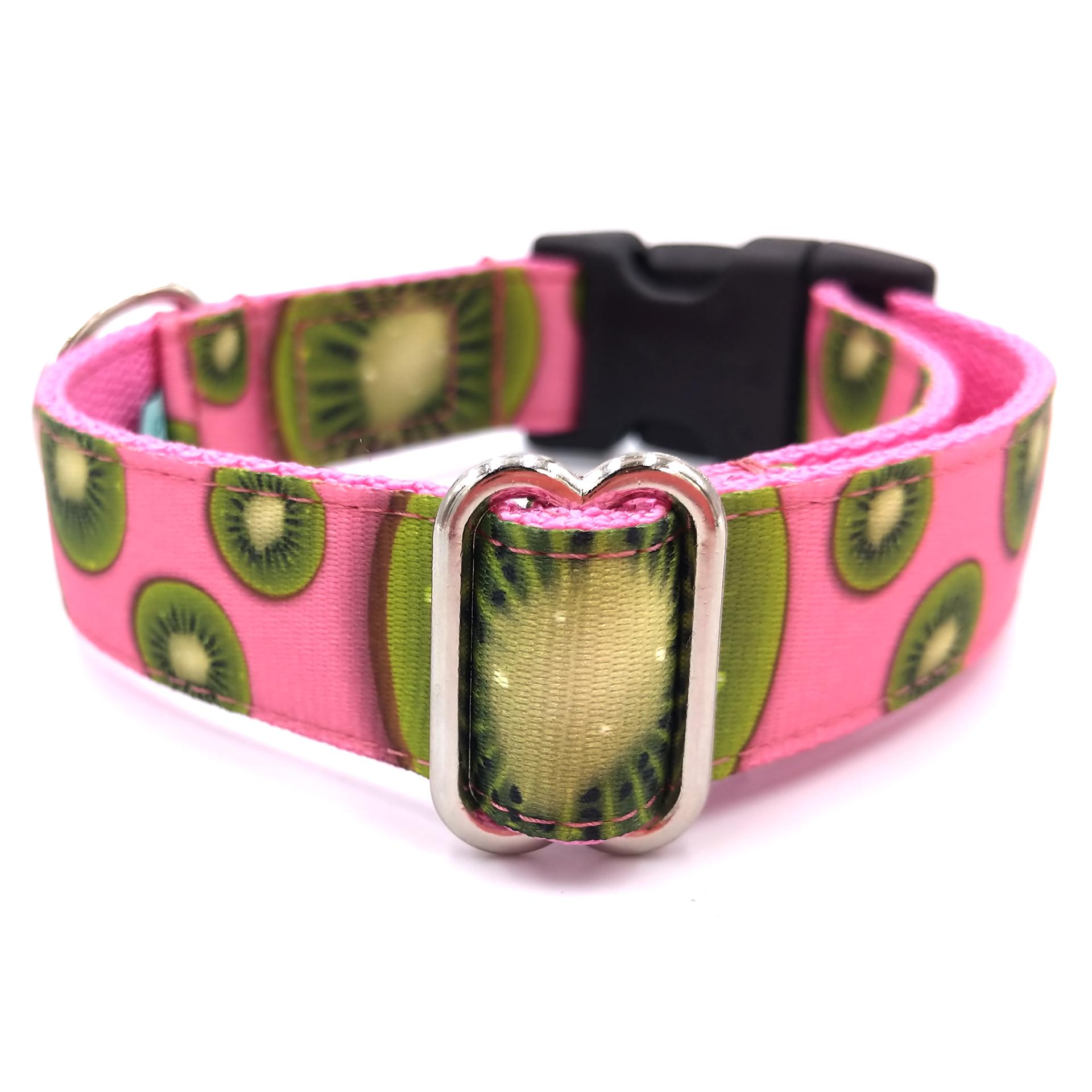 Kiwi dog collar