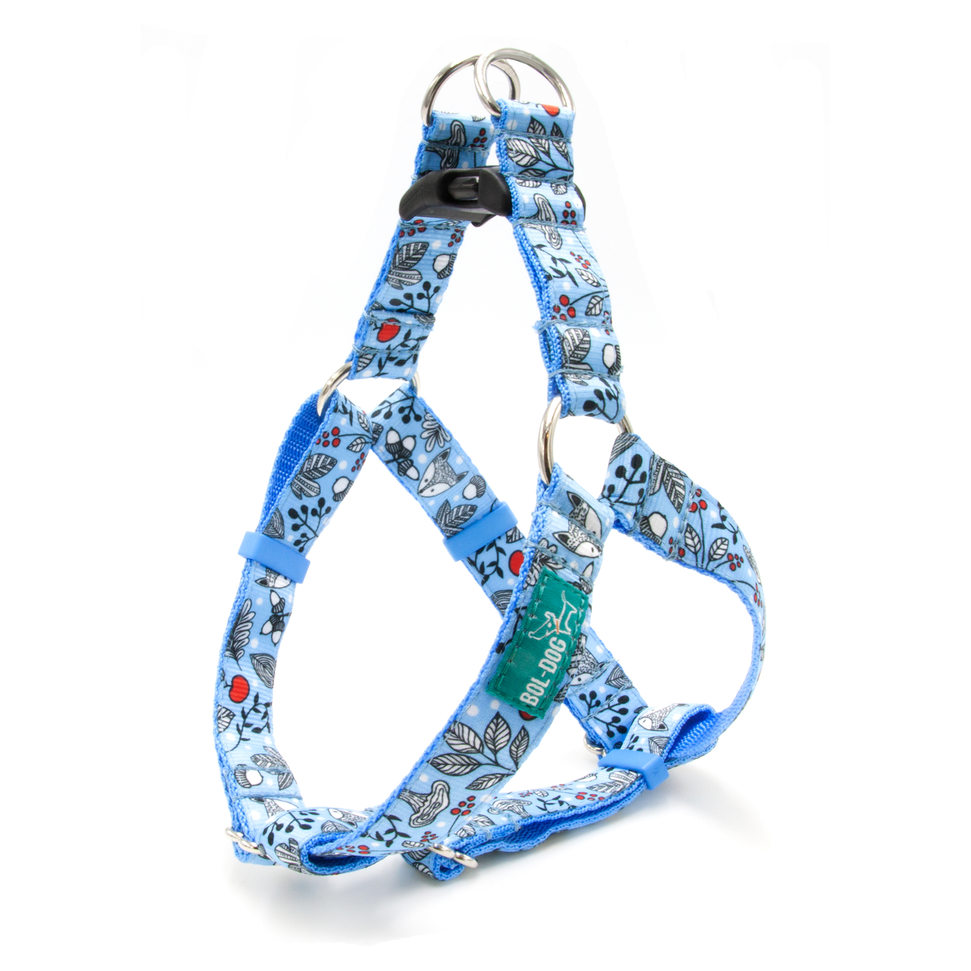 Hoar dog harness