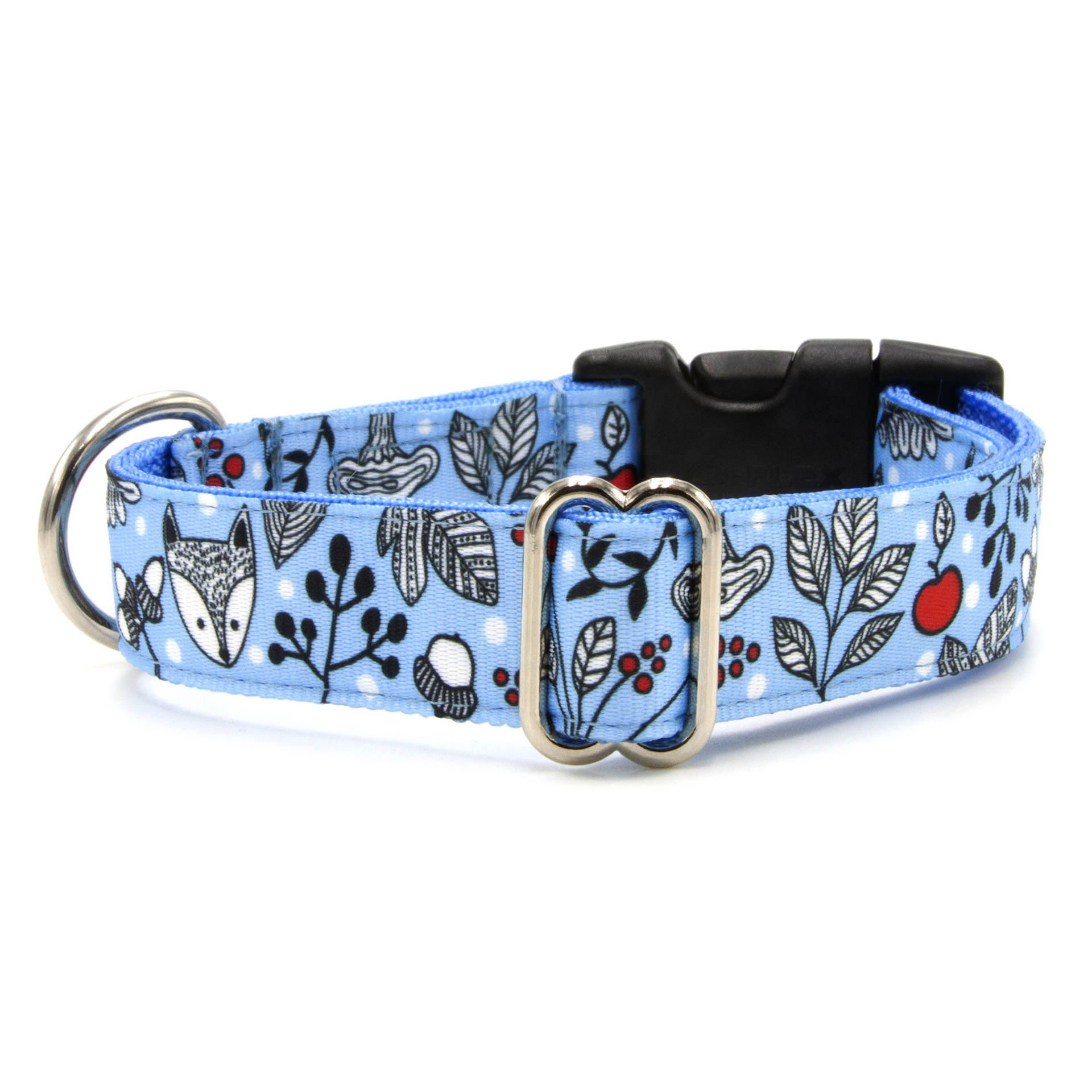 Hoar dog collar