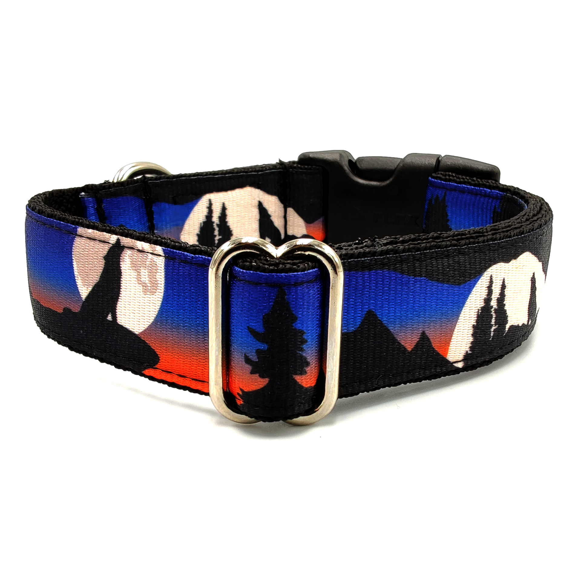 Night shift dog collar