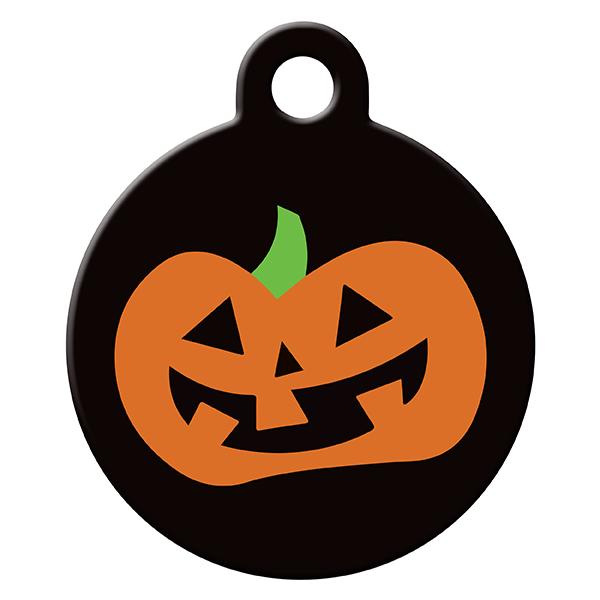 Halloween dog ID tag