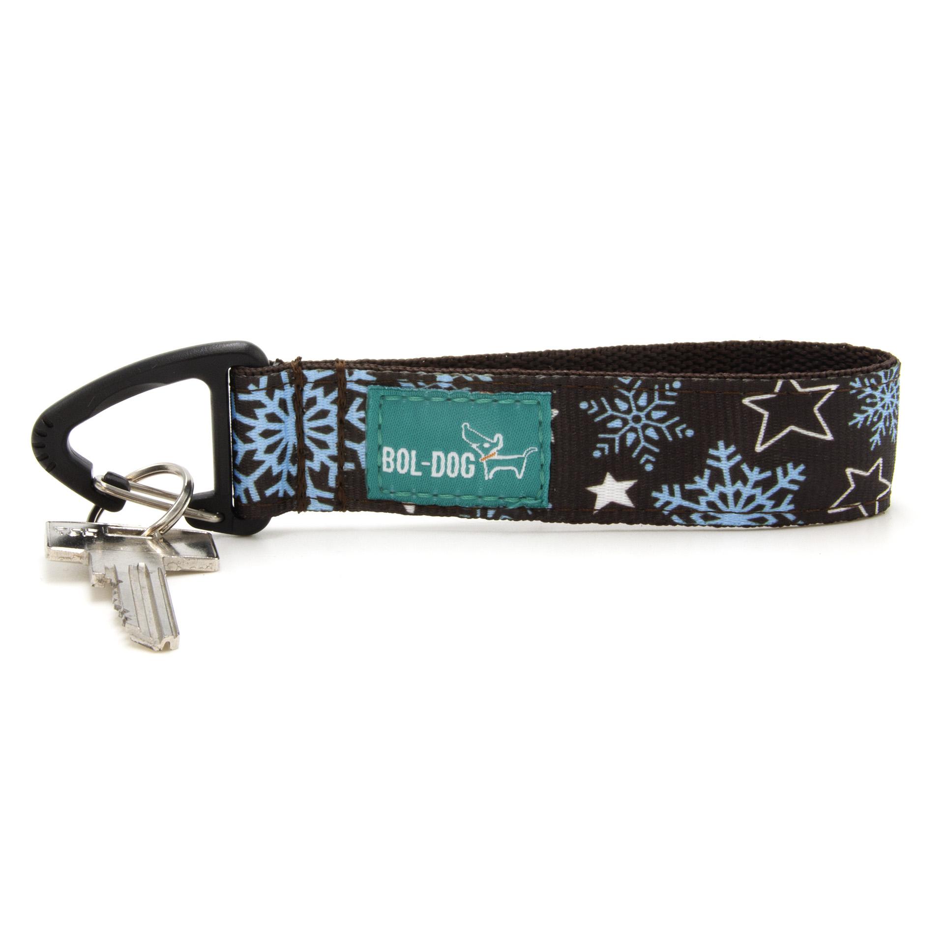 Snowfall key holder