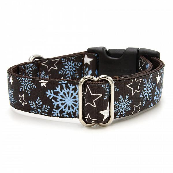 Snowfall collar