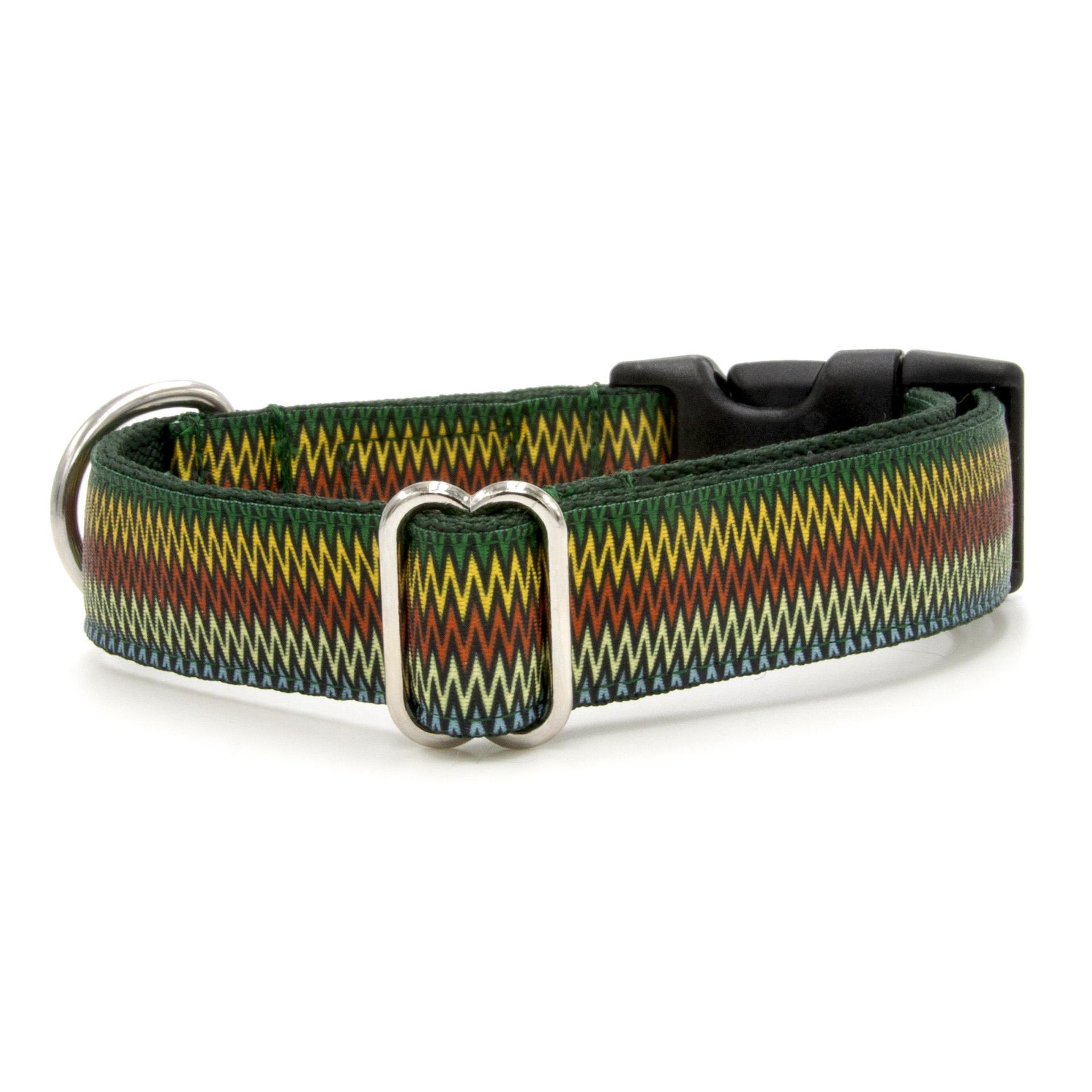 Wave dog collar