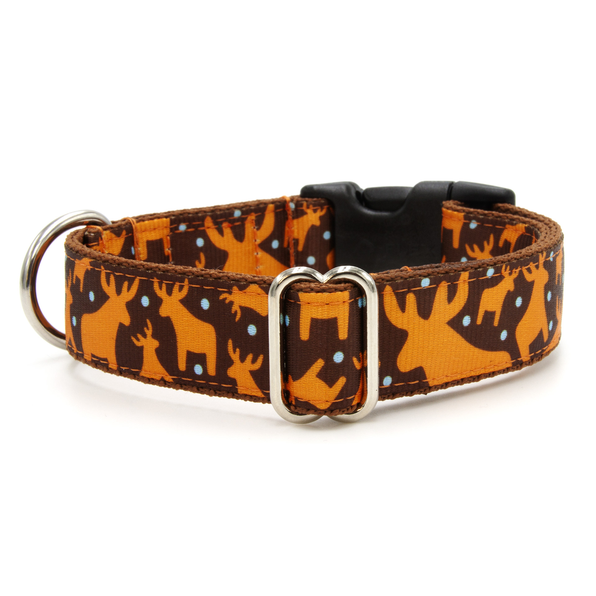 Honey deer dog collar