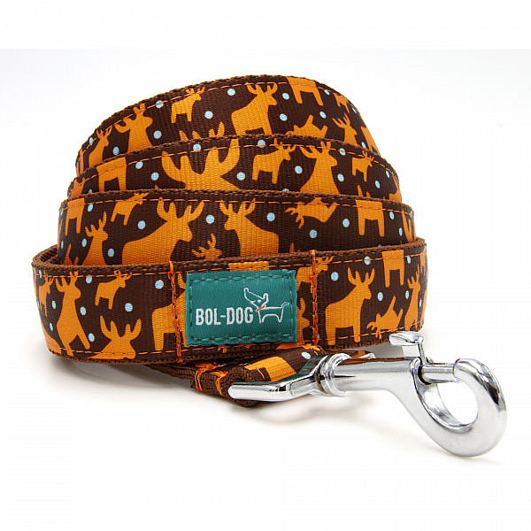 Honey deer leash