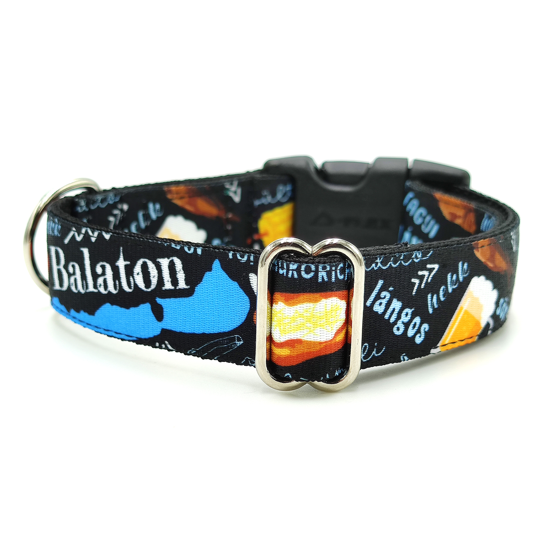 Balaton fever dog collar