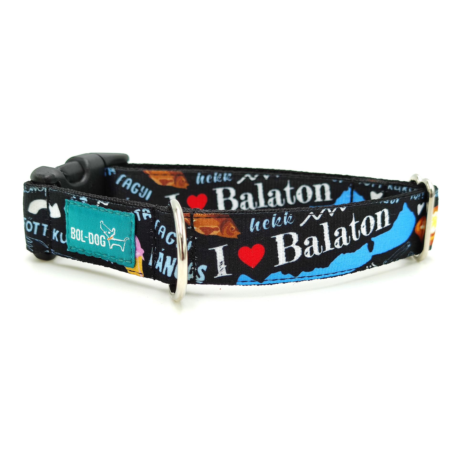 Balatonos kutya nyakörv