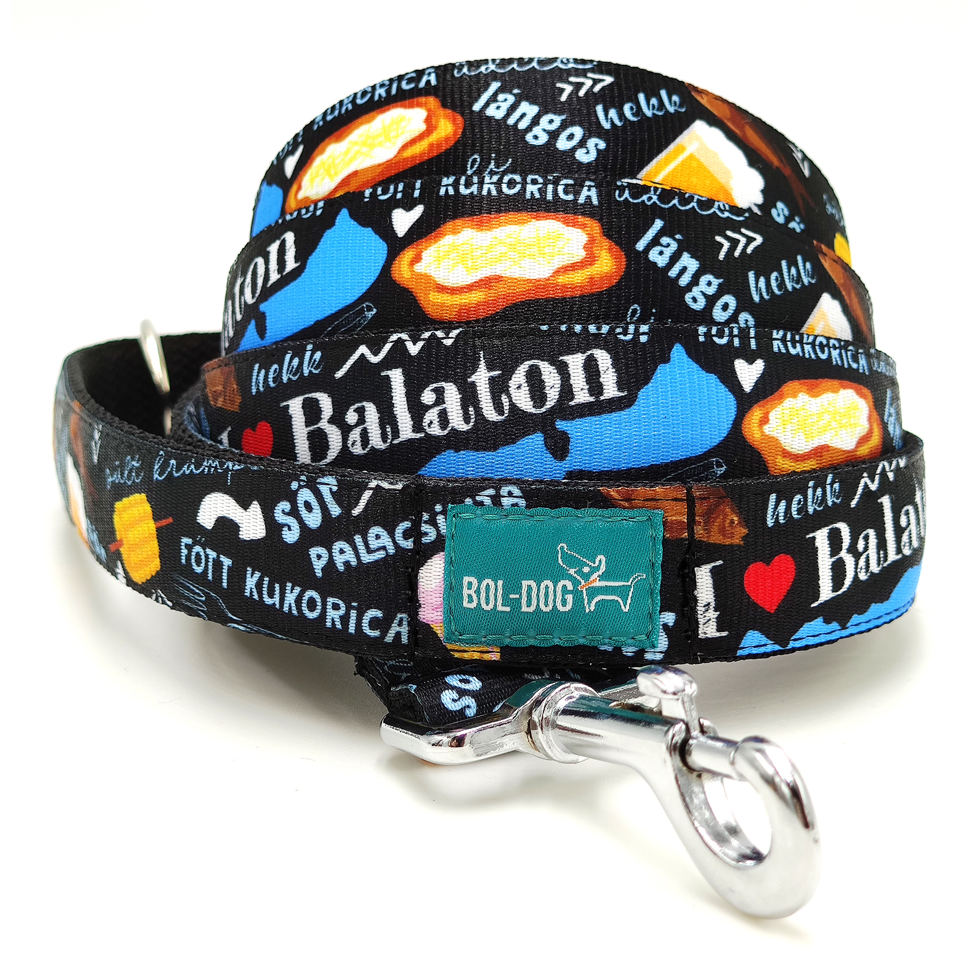 Balaton fever dog leash