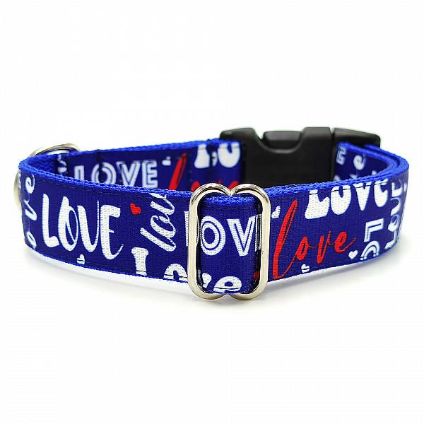 Love   collar