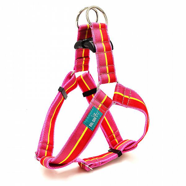 Pinkred harness