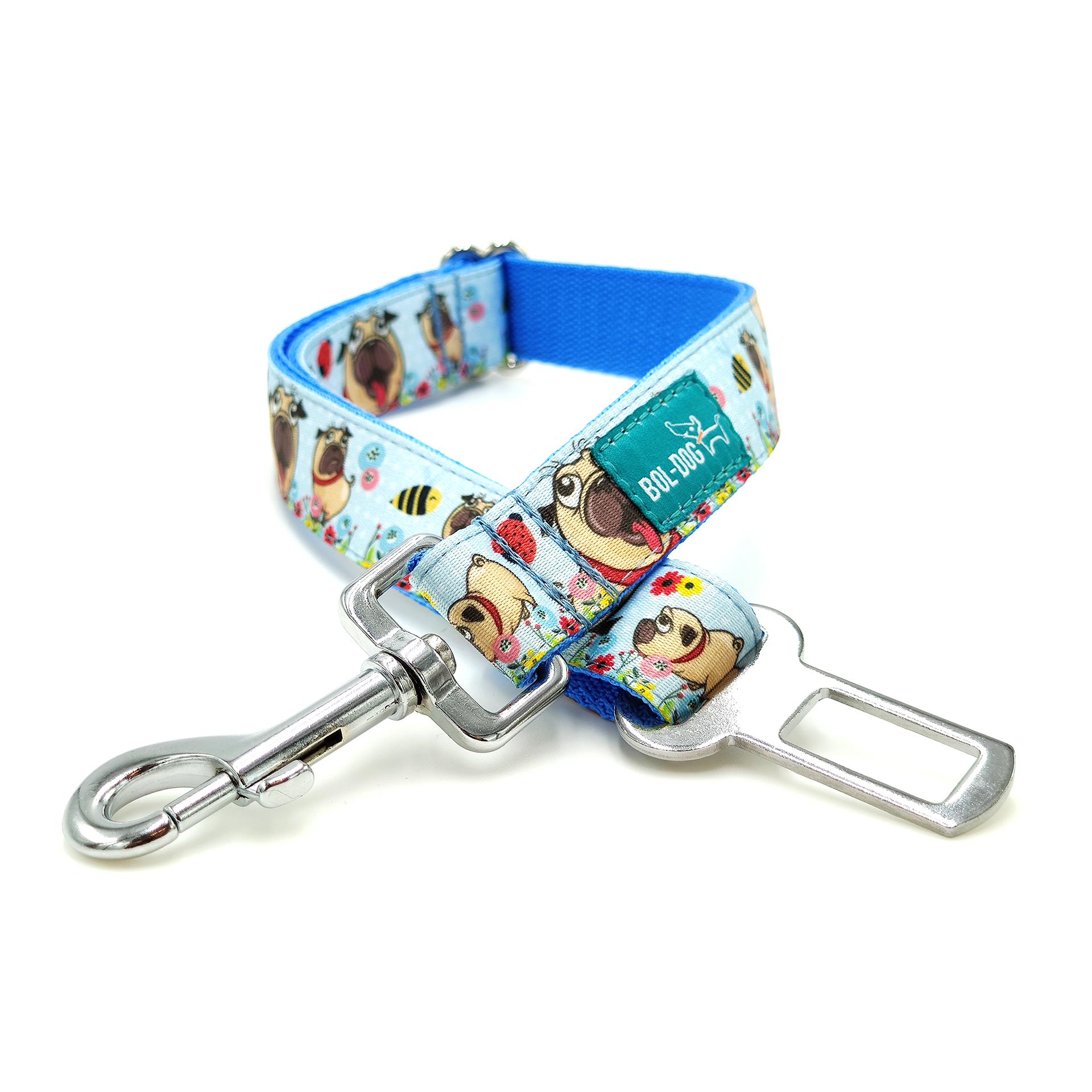 Pug safety belt