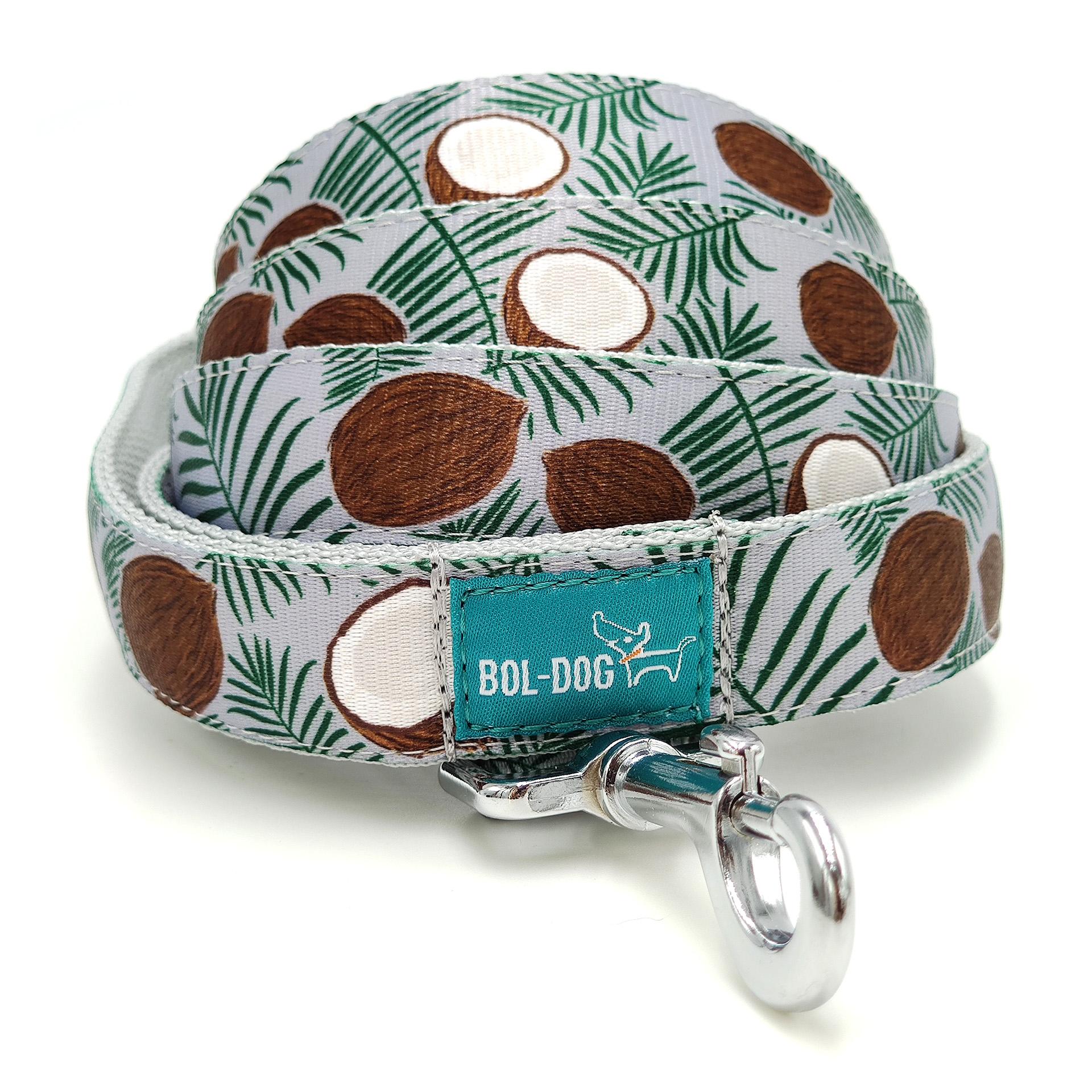 Coconut dog leash