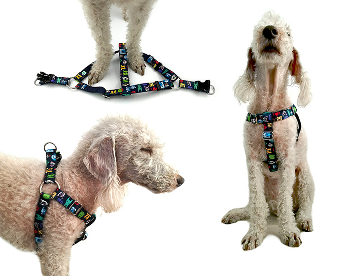 step in easy dog harness